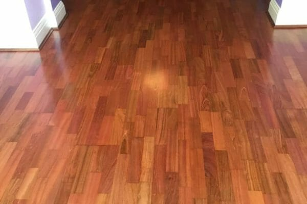 Khars Engineered Flooring Job