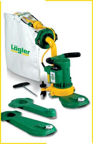 Lagler Flip Machine